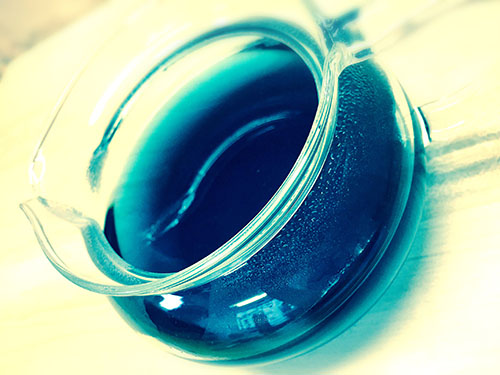 青の花茶口コミレビュー