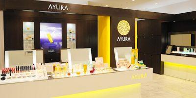 リズムコンセントレートの販売会社はアユーラ(AYURA)