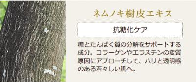 ストレピア ネムノキ樹皮エキス