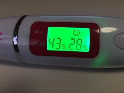 ドクターシムラ角質ケアローション使用7日目:加湿器なんか必要ない