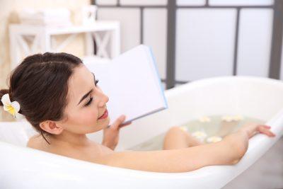 半身浴のリラックス状態で睡眠の質を向上