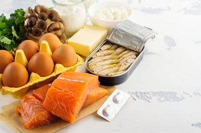ビタミンAで抗酸化作用をアップ