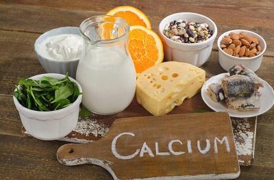 新陳代謝を促すカルシウムも必須