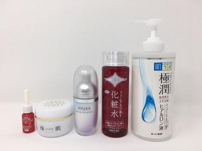 スーパーヒアルロン酸配合の化粧品ランキング
