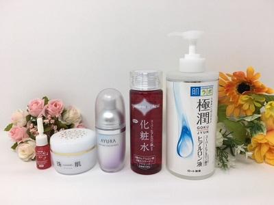 スーパーヒアルロン酸配合化粧水&化粧品!本当に効果が高いのは?話題の5個を試してランキングにしてみた!