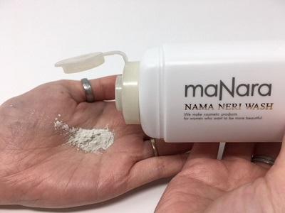マナラ生練り洗顔を実際に使ってみた!毛穴汚れはしっかり落ちるのか!?