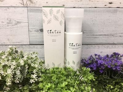 teateaふきとり化粧水のメリット・デメリット