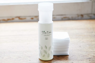 teatea(ティアティア)ふきとり化粧水は他と比べて試しやすい!