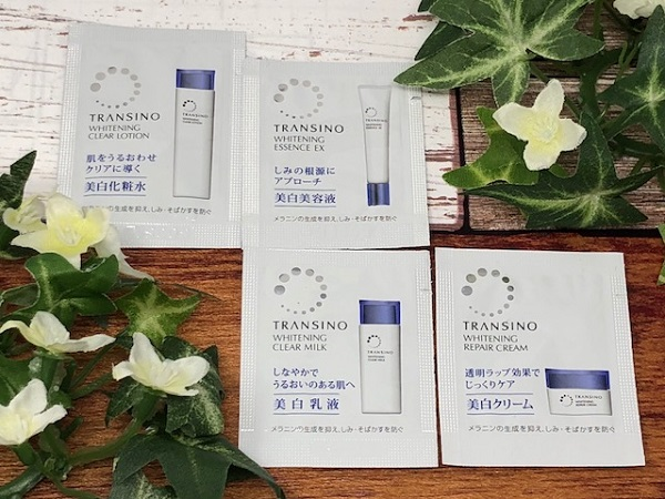 【総評】トランシーノ 薬用スキンケアシリーズは美白にも期待できて保湿力・潤いの持続力に優れたスキンケア化粧品!
