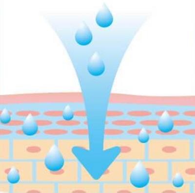 ハリハリミチルの高保湿力の秘密は?