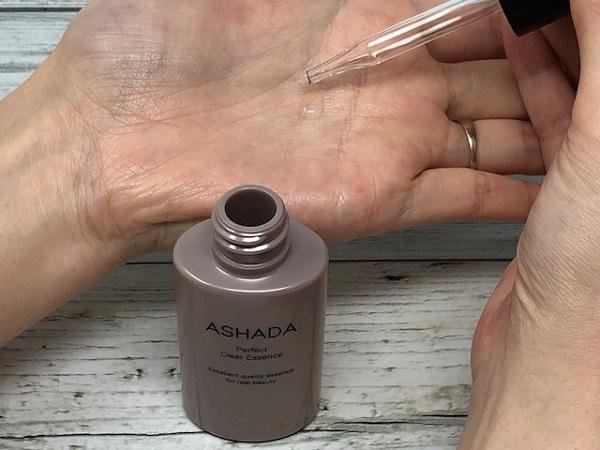 ASHADA(アスハダ)パーフェクトクリアエッセンスで効果を感じた人の口コミ