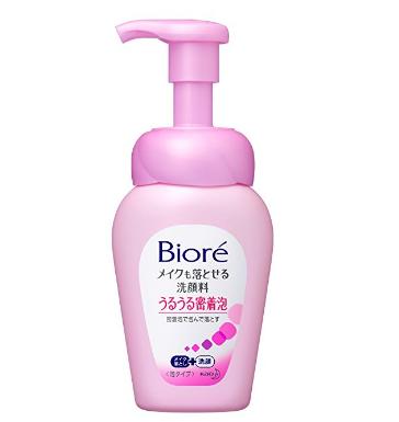Biore(ビオレ)メイクも落とせる洗顔料