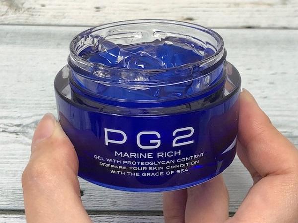 PG2 マリーンリッチで肌に潤いを与えてエイジングケアができる理由は?
