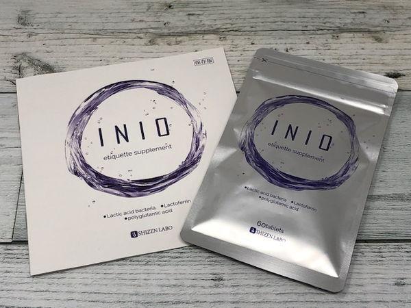 INIO(イニオ)を実際に購入しました!