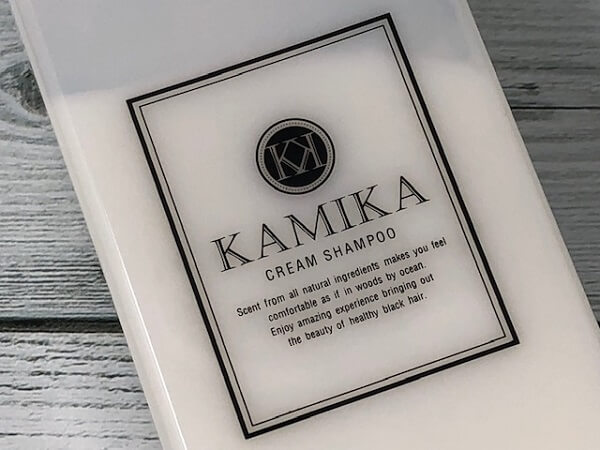 黒髪クリームシャンプーKAMIKA(カミカ)が頭皮をしっかりケアできる4つの理由