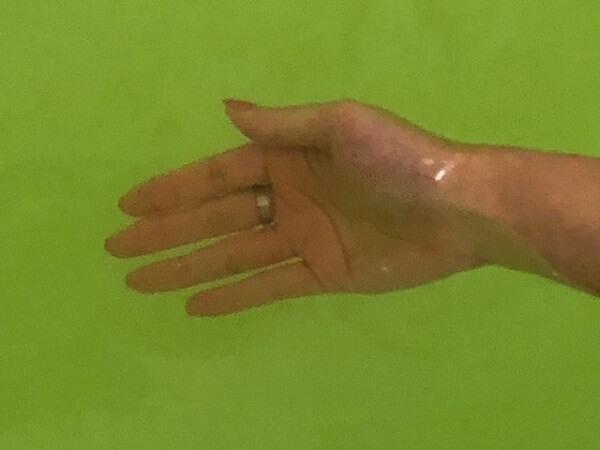 きき湯 カリウム芒硝炭酸湯入浴前と入浴後の表面体温変化