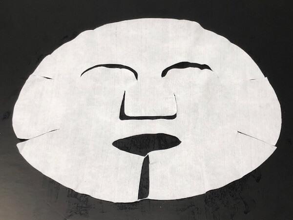 PG2 フェイスマスクのサイズ感は?