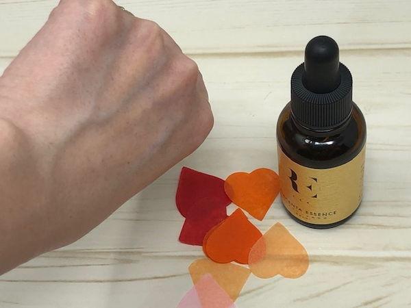 RE(アール・イー)プラセンタ美容液のベタつきをチェック!