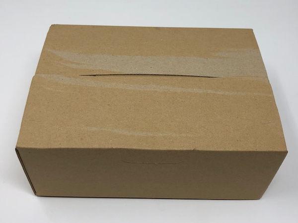 unhaut(アンオー)ホリスティッククレンズミルク申し込みから2日後に商品が到着しました!